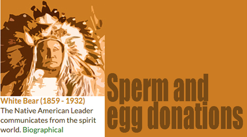 Sperm and Egg donations