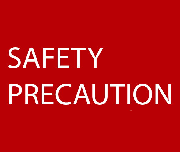 Spirit World Insight - Safety Precautions