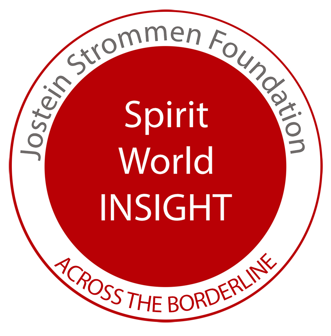 Jostein Strommen Foundation - Spirit World Insight