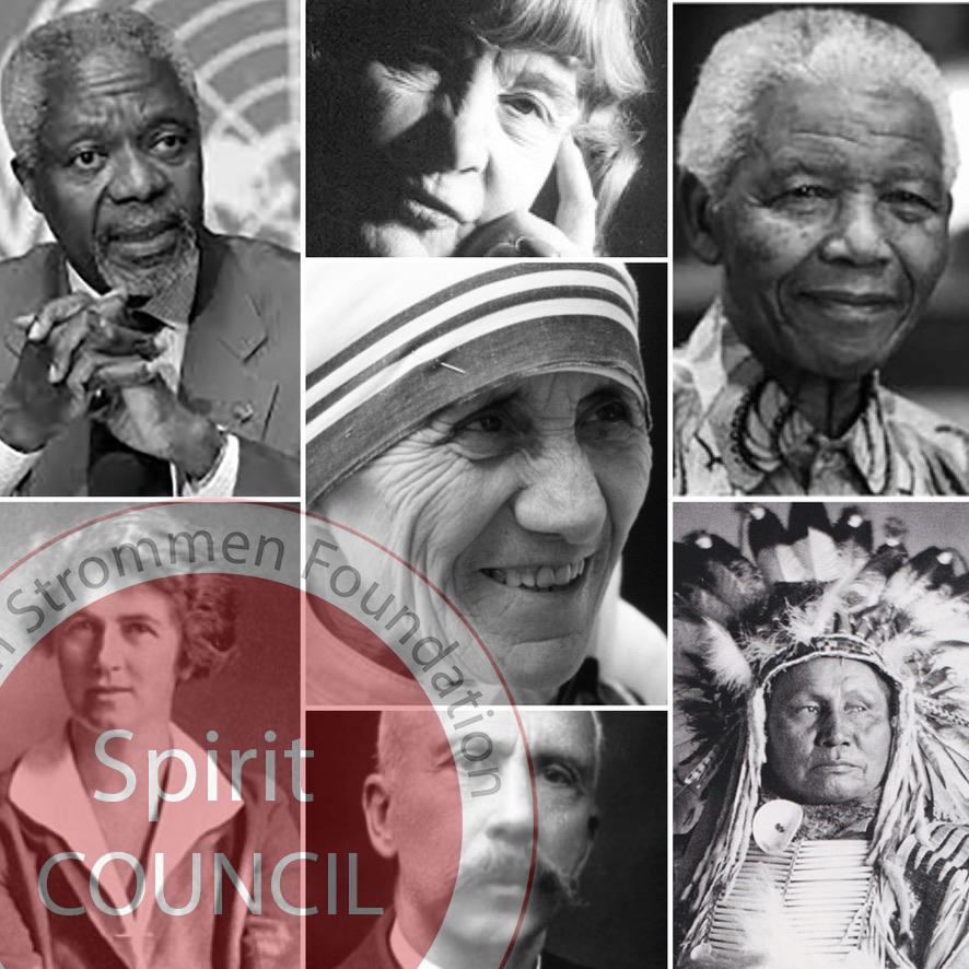Spirit Council - Jostein Strommen Foundation