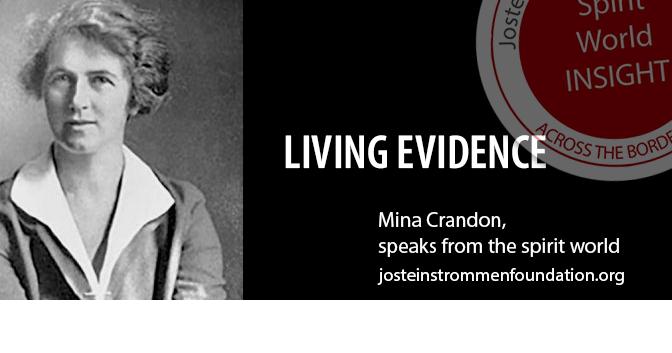 Mina Crandon - Living Evidence