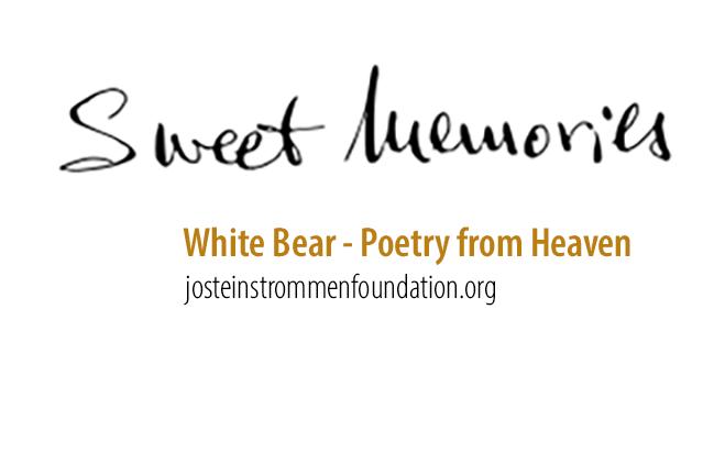 White Bear - Sweet Memories